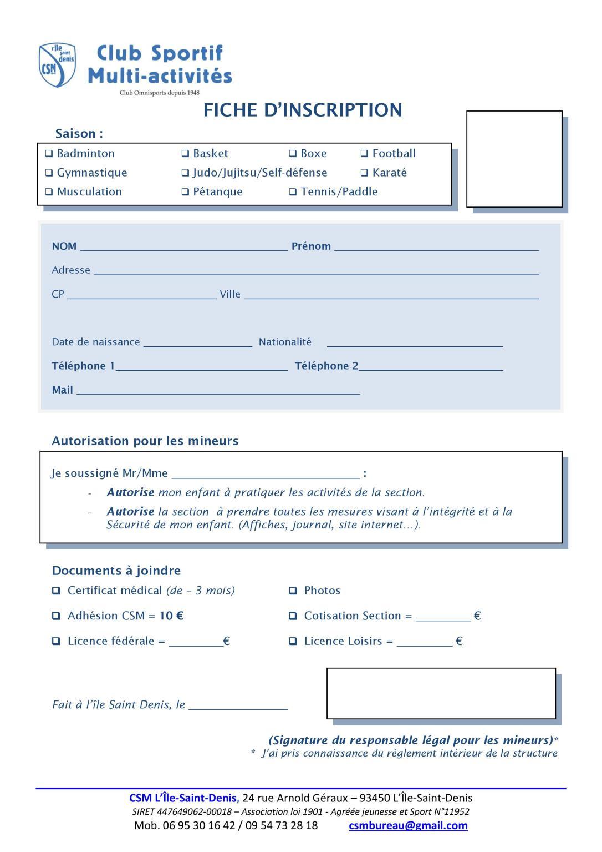 Fiche d 27inscription CSM Activites sportives-page-001